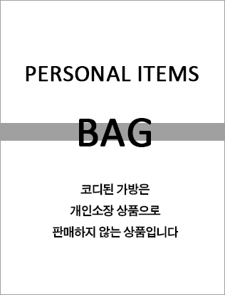 DARKVICTORYpersonal bag